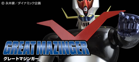 Dynamite Action Limited Animation Export Ver Genova M9 Mazinger Z Action Figure